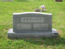 Alice <i>Nicely</i> Bryant