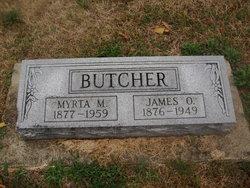 Myrta Mae <i>Andrews</i> Butcher