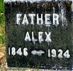 Alexander Alex Burr