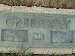 Clara Belle <i>Case</i> Greenway