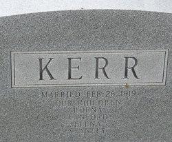 Mettie <i>Sims</i> Kerr