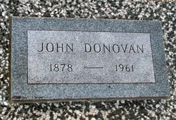 John Henry Donovan