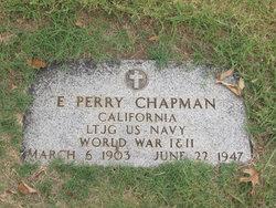 E Perry Chapman