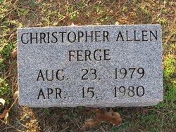 Christopher Allen Ferge