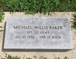 Michael Willis Shaker Baker