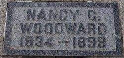Nancy Catherine <i>Bagby</i> Woodward