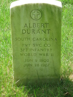 Albert Durant