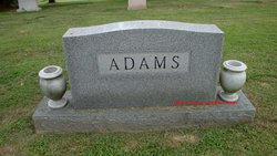 Sgt James L Adams