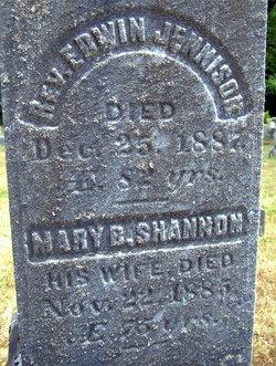 Mary B <i>Shannon</i> Jennison