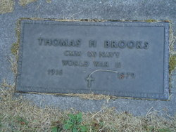 Thomas Herbert Brooks