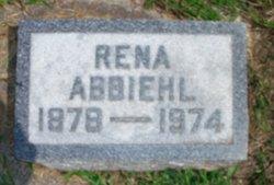 Rena L <i>Hodges</i> Abbiehl