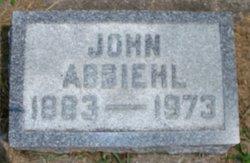 John A Abbiehl