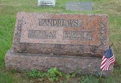 Gladys A <i>Locke</i> Andrews