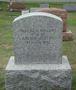 Priscilla <i>Cousins</i> Ashton