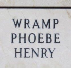 Henry Eric Wramp