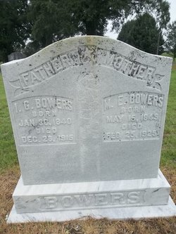 Margaret Elizabeth <i>Roach</i> Bowers