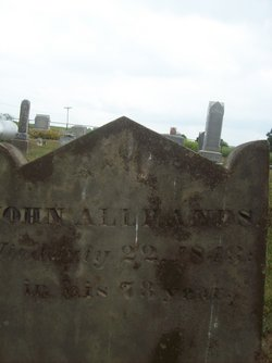 John Garrett Allhands, Sr