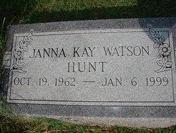 Janna Kay <i>Watson</i> Hunt