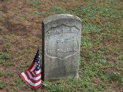John F Cain
