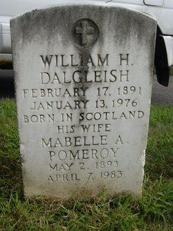Mabelle A <i>Pomeroy</i> Dalgleish