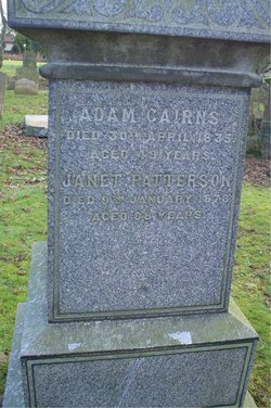 Adam Cairns
