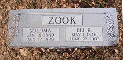Soloma Frances <i>King</i> Zook
