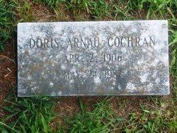 Doris <i>Arnau</i> Cochran