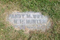 Pansy Merle <i>Randolph</i> Hunter