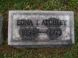 Edna T Atchley