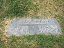 Catherine <i>Welch</i> Bassett