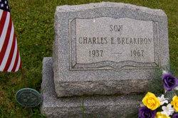 Charles E Breakiron