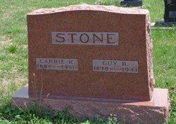 Carrie <i>Kendall</i> Stone