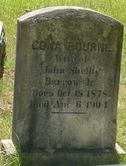 Edna <i>Bourne</i> Barrow