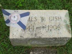James W Jason Gish