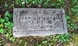 Edwin E Moore