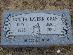 Loneta Lavern Grant