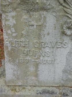 Ruth <i>Graves</i> Burns