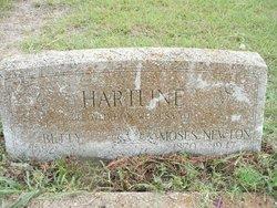 Betty <i>Poteet</i> Hartline