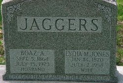Boaz Jaggers