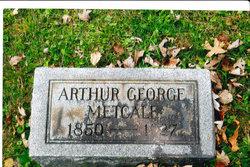 Arthur George Metcalf
