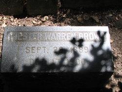 Chester Warren Brown