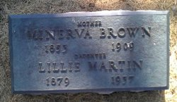 Minerva <i>Hawkins</i> Brown