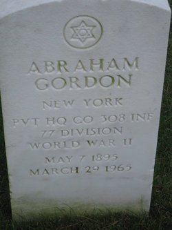 Abraham Gordon