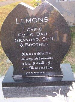 Eddie Gene Lemons