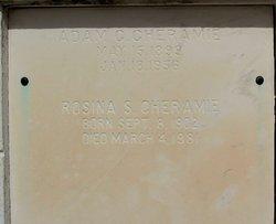 ROSINA <i>S</i> Cheramie
