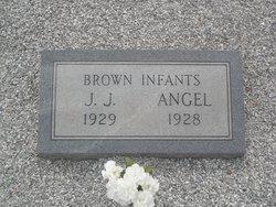 J J Brown
