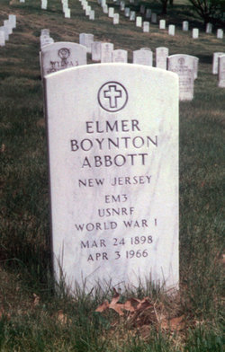 Elmer Henry Boynton Abbott