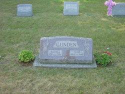 Rachel <i>Albrecht</i> Gunden