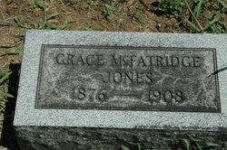 Grace Aurora <i>McFatridge</i> Jones