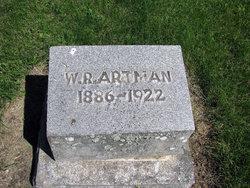 William Roy Artman